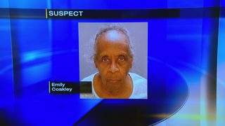 86-year-old woman suspected of robbing Pa. bank