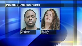 Suspects identified in Westmoreland Co. police chase