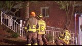 RAW VIDEO: House burns in Connellsville