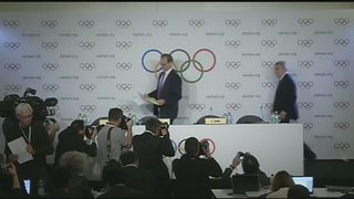 IOC suspends Russian committee for 2018 Winter Olympics