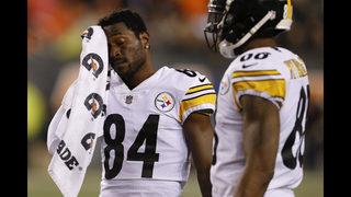 RYAN SHAZIER: Steelers' Shazier undergoes spinal stabilization