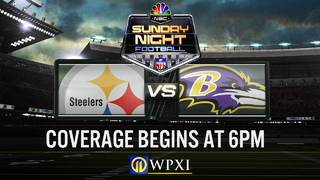 STEELERS ON 11: Steelers can clinch AFC North title with win against Ravens