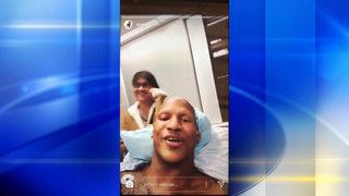 WATCH: Injured Shazier celebrates Steelers