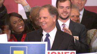 RAW VIDEO: Doug Jones victory speech