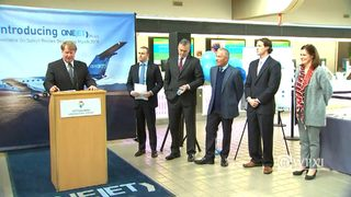 RAW VIDEO: More non-stop flights announced