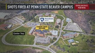 Two identified after murder-suicide on Penn State-Beaver campus