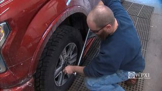 RAW VIDEO: Butler residents prepare for snow