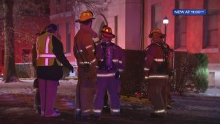 4 police officers injured rescuing Swissvale residents from fire