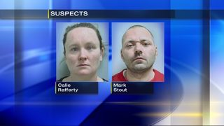 Police say couple stole $50,000 worth of jewelry from Latrobe homes