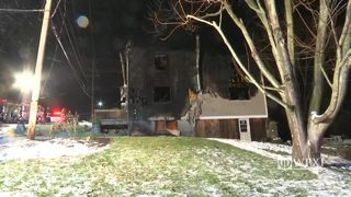 4 adults, 3 children displaced by fire in Cecil Township