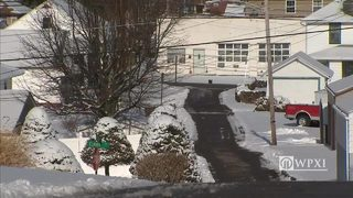 RAW: Snow in Beaver County