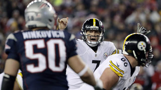 Stakes high as streaking Steelers host Brady, Patriots