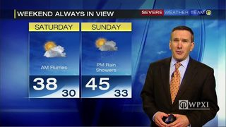 Weekend forecast (12/14/17)