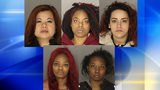 Photos: 5 arrested in Pittsburgh prostitution sting