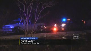 2 dead in Armstrong County crash