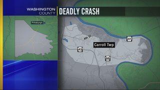 1 dead, 1 injured in Washington County crash