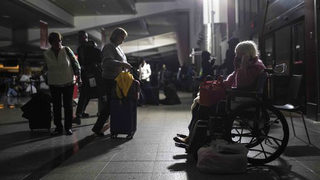 Power outage grounds flights to, from Atlanta