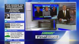 The Final Word- Segment 1 (12/17/17)