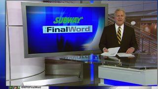 The Final Word- Segment 2 (12/17/17)