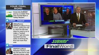 The Final Word- Segment 3 (12/17/17)