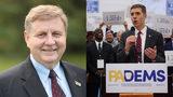 Photo sources: Facebook/Rick Saccone for Congress, Facebook/ConorLambPA