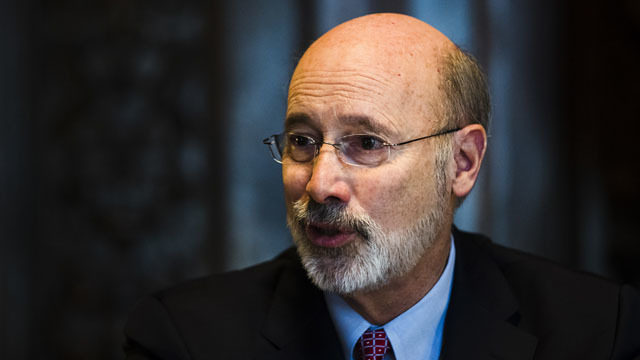 GOVERNMENT SHUTDOWN: Gov  Tom Wolf 'frustrated' by