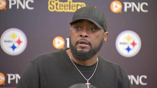 RAW VIDEO: Mike Tomlin press conference