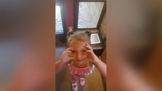 VIDEO: Girl killed by new family dog