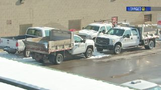 New trucks for city of Pittsburgh stay parked during snow storm