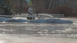 Ice jams, rising waters causing concern along Kiski River