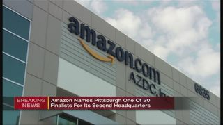Pittsburgh still in hunt for Amazon HQ2
