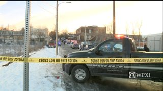 RAW VIDEO: Officers shot in Harrisburg