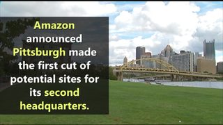 VIDEO: Amazon HQ2 list narrows