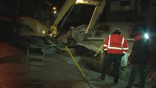 Water main break causes headache for North Side residents