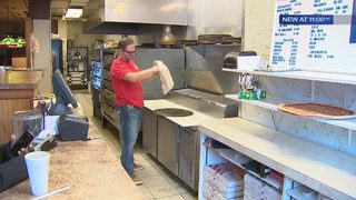 Owner of pizza shop takes legal action after repeated confusion with other restaurant