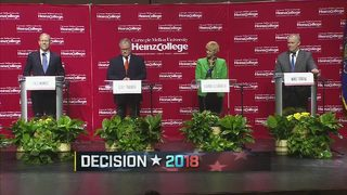 Pennsylvania Republican gubernatorial debate