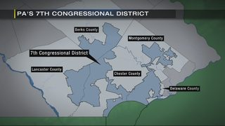 Pa. Supreme Court orders new congressional district map be drawn