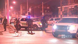 RAW VIDEO: Teenager shot in leg
