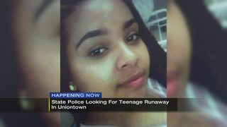 State police searching for 17-year-old runaway