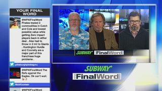 The Final Word - Segment 3 (1/21/18)