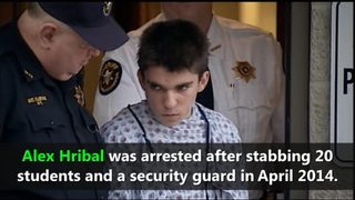 VIDEO: Alex Hribal sentenced to prison for Franklin Regional attack