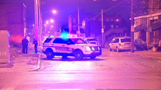 Teenager shot in leg in Pittsburgh neighborhood