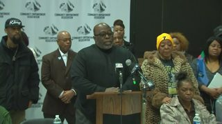 Community leaders demand answers in deadly police-involved shooting