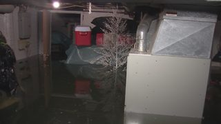 Flooding persists, leaving many with cleanup