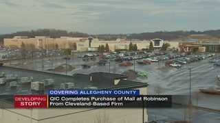 Mall at Robinson sold to Australian investment firm