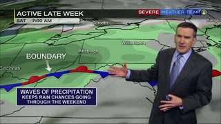 Rain likely most of the week (2/19/18)