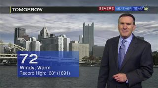 Record high temperatures Tuesday