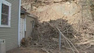 Landslide condemns houses in Pittsburgh neighborhood