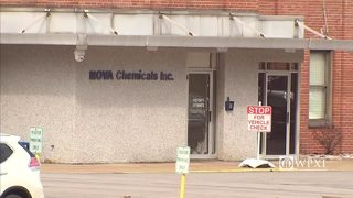 RAW: Bomb squad called to Nova Chemical Corp.