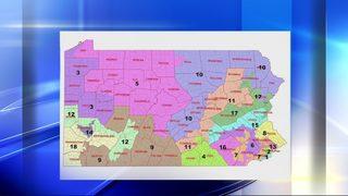 Redistricting throws Pennsylvania voting system into turmoil